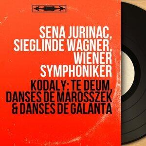 Sena Jurinac, Sieglinde Wagner, Wiener Symphoniker 歌手頭像