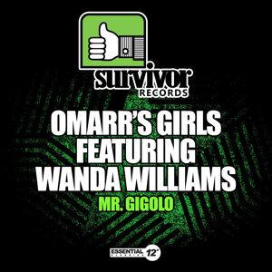 Omarr's Girls Featuring Wanda Williams アーティスト写真