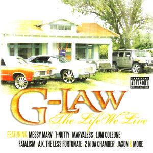 G-Law 歌手頭像
