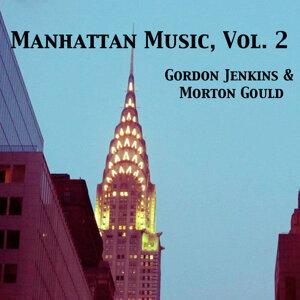 Gordon Jenkins & Morton Gould アーティスト写真