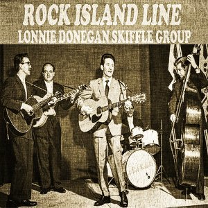 The Lonnie Donegan Skiffle Group アーティスト写真