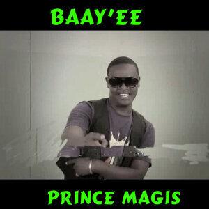 Prince Magis アーティスト写真