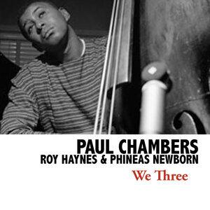 Paul Chambers, Roy Haynes & Phineas Newborn 歌手頭像