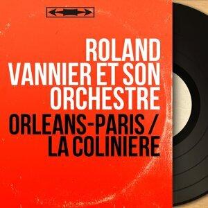 Roland Vannier et son orchestre アーティスト写真