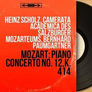 Heinz Scholz, Camerata Academica des Salzburger Mozarteums, Bernhard Paumgartner 歌手頭像