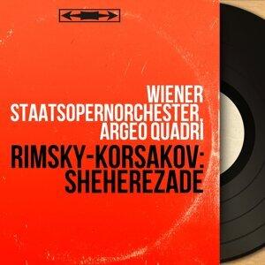 Wiener Staatsopernorchester, Argeo Quadri アーティスト写真
