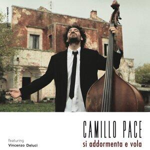 Camillo Pace アーティスト写真
