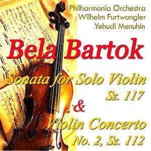 Philharmonia Orchestra, Wilhelm Furtwangler, Yehudi Menuhin アーティスト写真