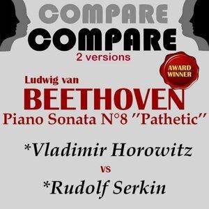 Vladimir Horowitz, Rudolf Serkin 歌手頭像