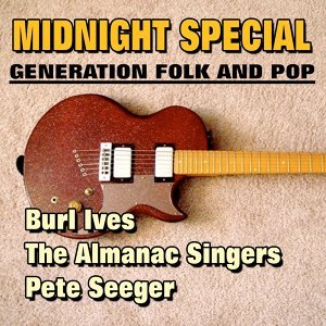 Burl Ives, Pete Seeger, The Almanac Singers 歌手頭像