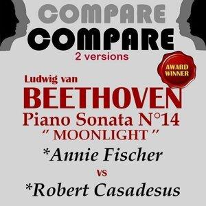 Annie Fischer, Robert Casadesus 歌手頭像