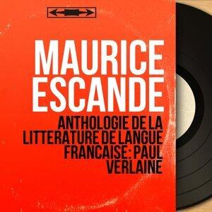 Maurice Escande 歌手頭像