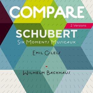 Emil Gilels, Wilhelm Backhaus 歌手頭像