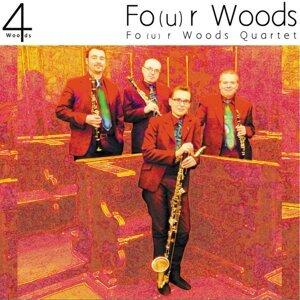 Fo(u)r Woods Quartet アーティスト写真