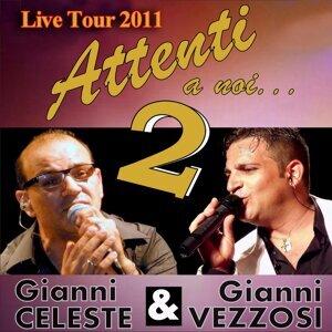 Gianni Celeste, Gianni Vezzosi 歌手頭像