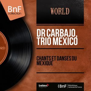 Dr Carbajo, Trio Mexico アーティスト写真