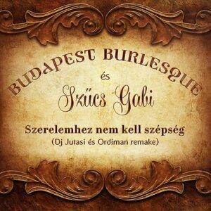 Budapest Bourlesque アーティスト写真