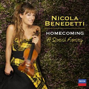 Rory Macdonald,Nicola Benedetti,BBC Scottish Symphony Orchestra アーティスト写真