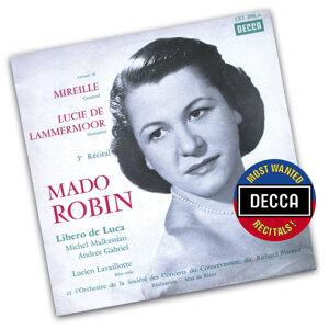 Mado Robin,Paris Conservatoire Orchestra,Richard Blareau 歌手頭像