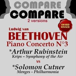 Arthur Rubinstein, Solomon Cutner 歌手頭像