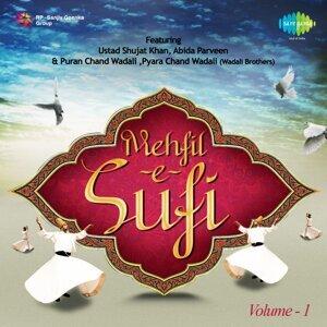 Ustad Shujat Khan, Abida Parveen, Wadali Brothers 歌手頭像