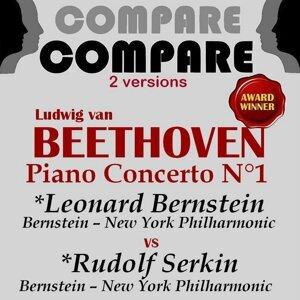 Leonard Bernstein, Rudolf Serkin 歌手頭像