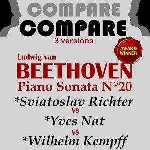 Sviatoslav Richter, Yves Nat, Wilhelm Kempff 歌手頭像