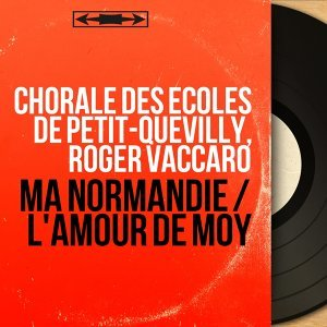 Chorale des écoles de Petit-Quevilly, Roger Vaccaro アーティスト写真
