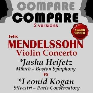 Jascha Heifetz, Leonid Kogan 歌手頭像