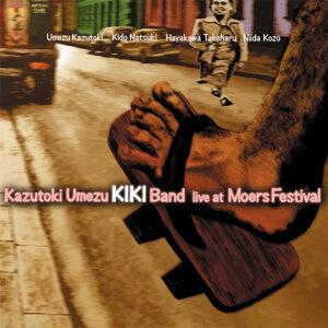 Umezu Kazutoki KIKI Band 歌手頭像