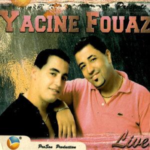 Yacine & Fouaz アーティスト写真
