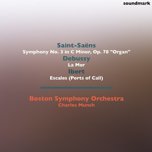 Boston Symphony Orchestra & Charles Munch 歌手頭像