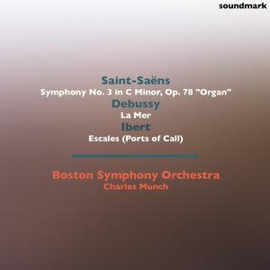 Boston Symphony Orchestra & Charles Munch アーティスト写真