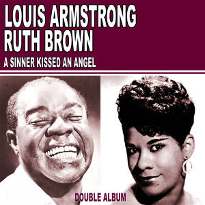 Louis Armstrong and Ruth Brown アーティスト写真