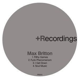 Max Britton 歌手頭像