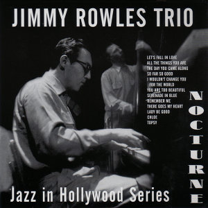 Jimmy Rowles Trio
