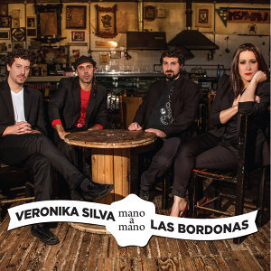 Las Bordonas y Verónika Silva アーティスト写真