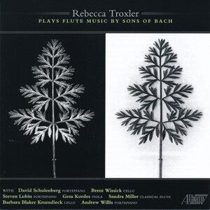 Rebecca Troxler 歌手頭像