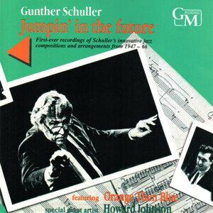 Gunther Schuller/Orange Then Blue 歌手頭像