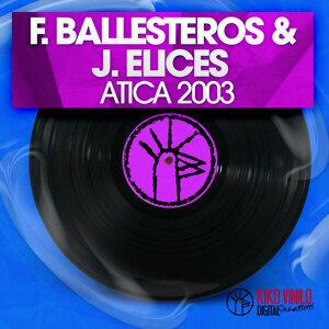 F. Ballesteros|J. Elices 歌手頭像
