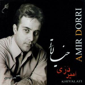 Amir Dorri アーティスト写真