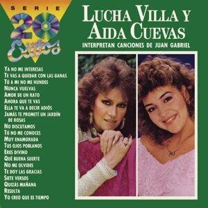 Lucha Villa y Aída Cuevas アーティスト写真