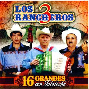 Los 3 Rancheros 歌手頭像