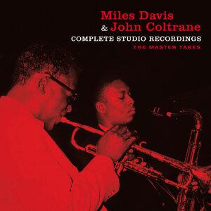 Miles Davis|John Coltrane アーティスト写真