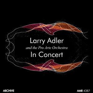 Larry Adler & Pro Arte Orchestra アーティスト写真