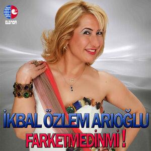 İkbal Özlem Arıoğlu アーティスト写真