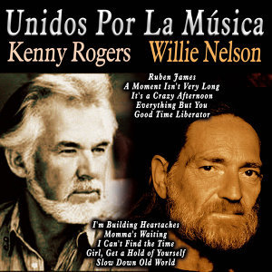 Willie Nelson|Kenny Rogers アーティスト写真
