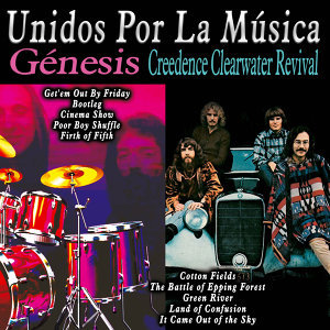 Creedence Clearwater Revival|Génesis 歌手頭像