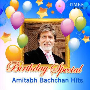 Amitabh Bachchan, Shankar Mahadevan, Sukhwinder Singh 歌手頭像