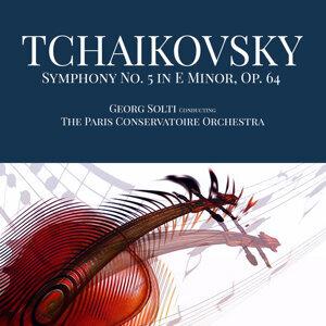 Georg Solti & The Paris Conservatoire Orchestra 歌手頭像